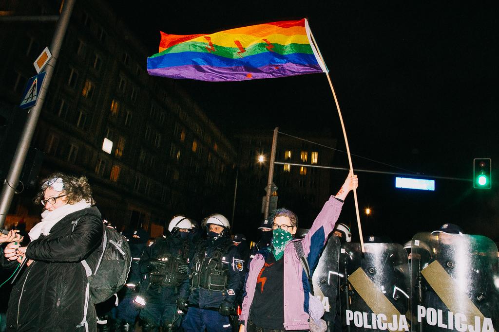 Strajk Kobiet 28.11.2020 Warszawa 40