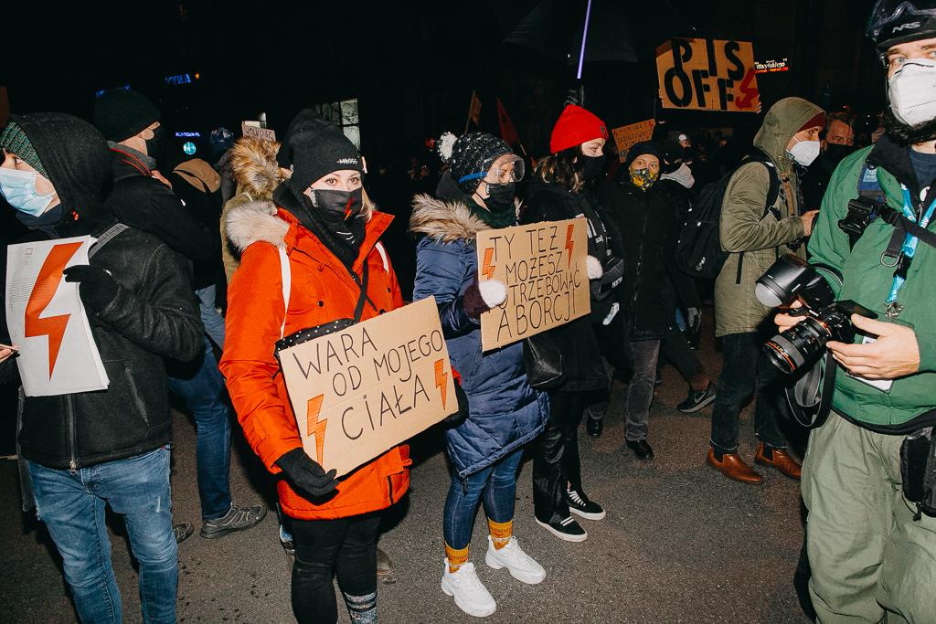 Strajk Kobiet 28.11.2020 Warszawa 42