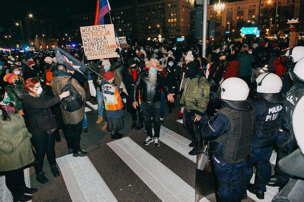 Strajk Kobiet 28.11.2020 Warszawa 43