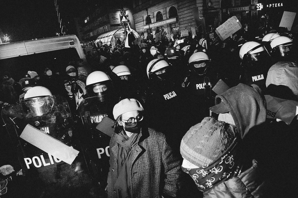 Strajk Kobiet 28.11.2020 Warszawa 48
