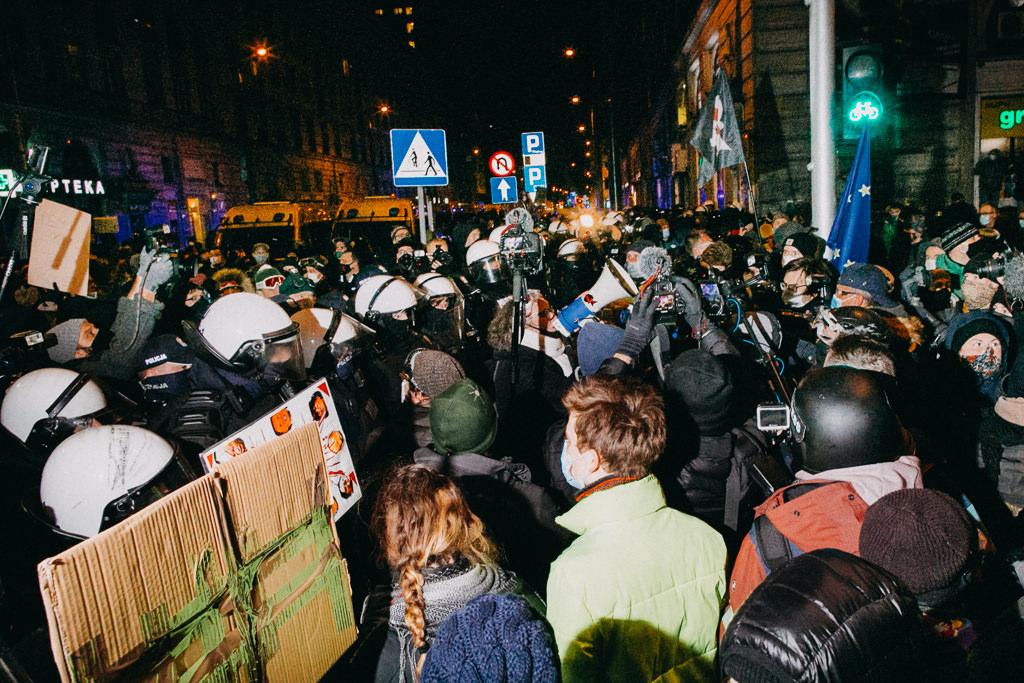 Strajk Kobiet 28.11.2020 Warszawa 51