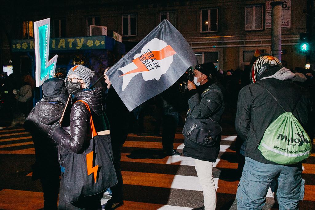 Strajk Kobiet 28.11.2020 Warszawa 53
