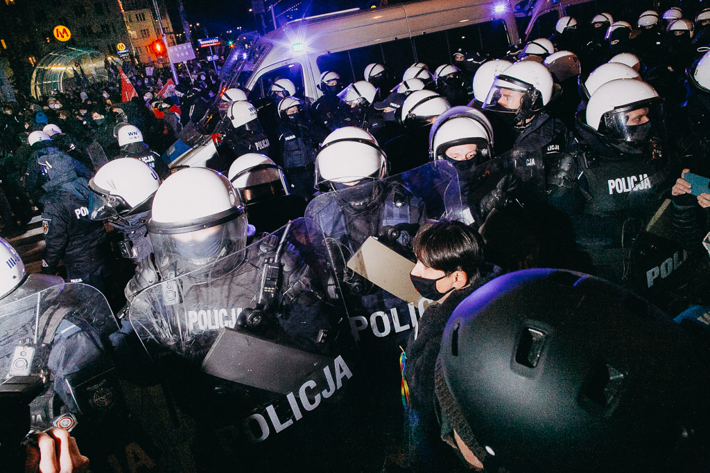 Strajk Kobiet 28.11.2020 Warszawa 55