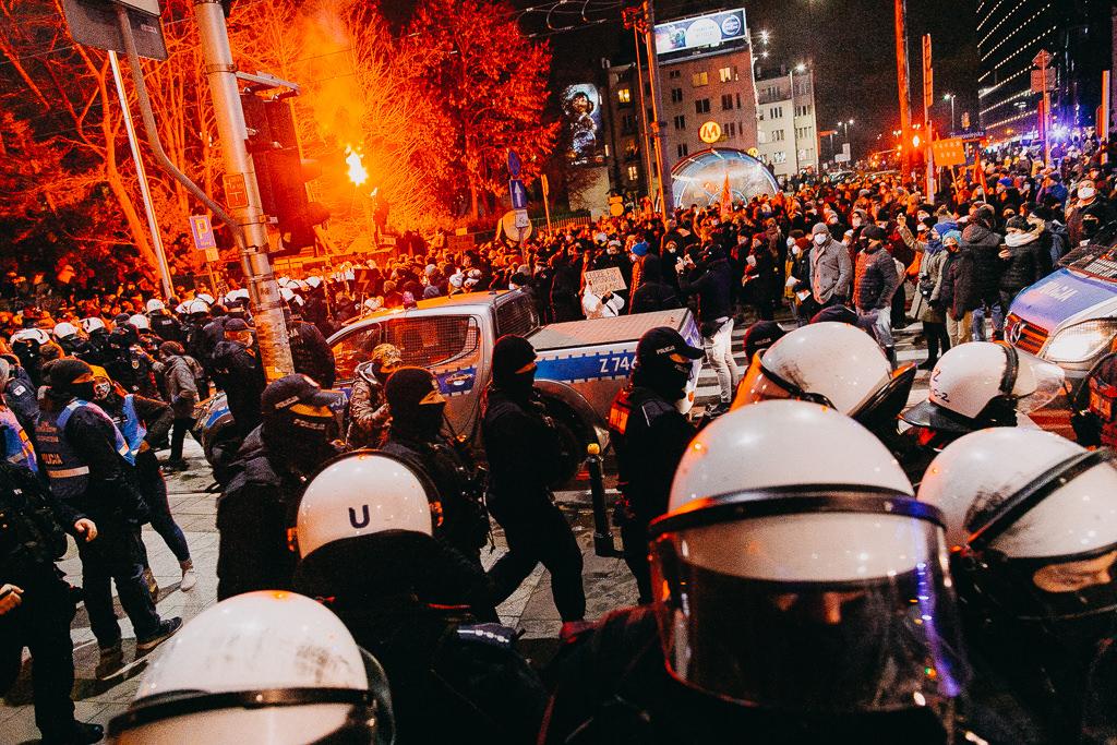 Strajk Kobiet 28.11.2020 Warszawa 57