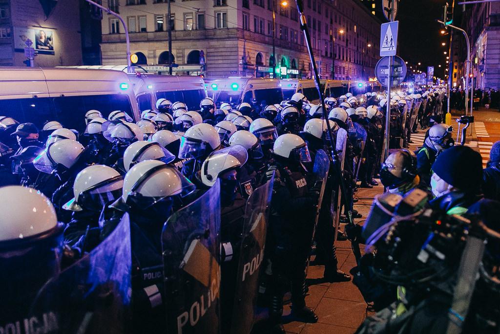 Strajk Kobiet 28.11.2020 Warszawa 58