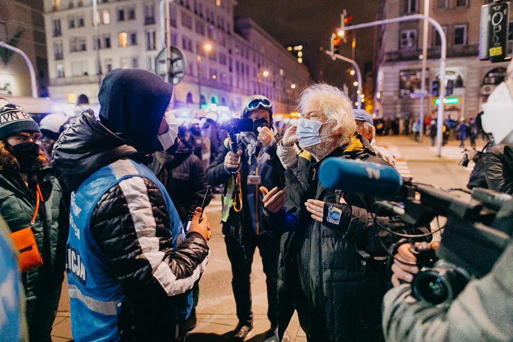 Strajk Kobiet 28.11.2020 Warszawa 60