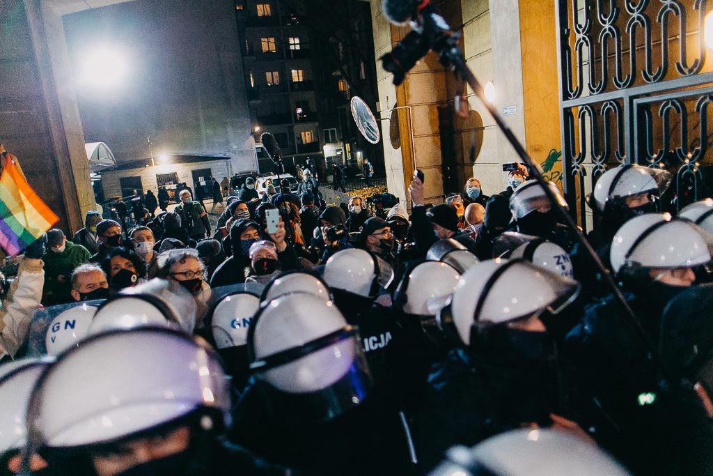 Strajk Kobiet 28.11.2020 Warszawa 62