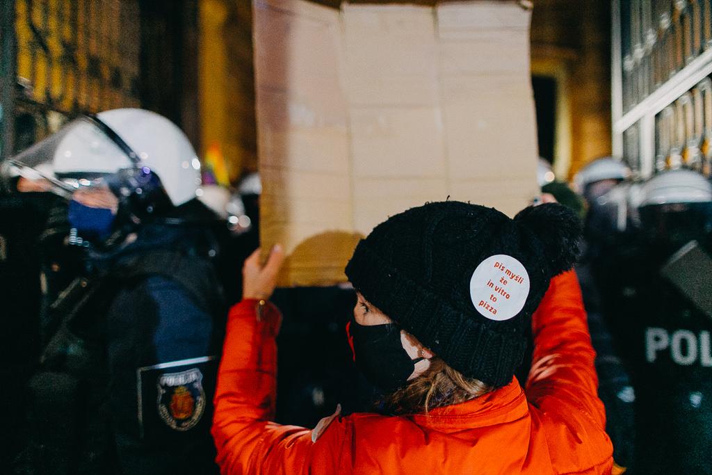 Strajk Kobiet 28.11.2020 Warszawa 63