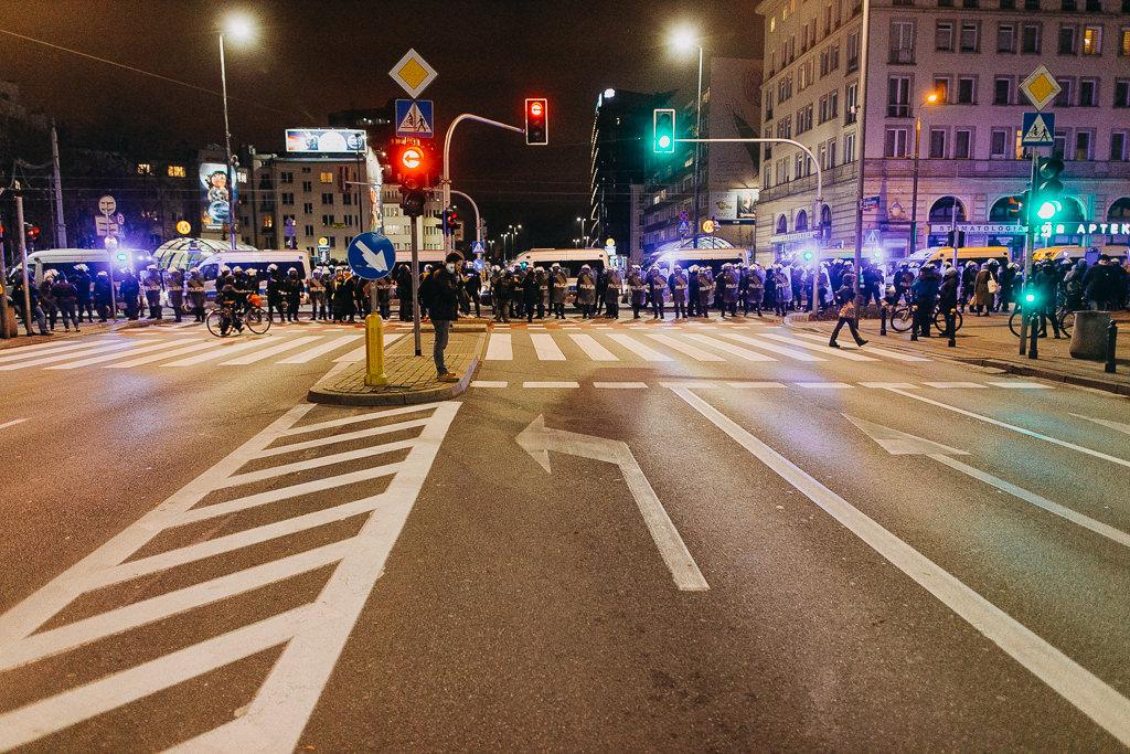 Strajk Kobiet 28.11.2020 Warszawa 65