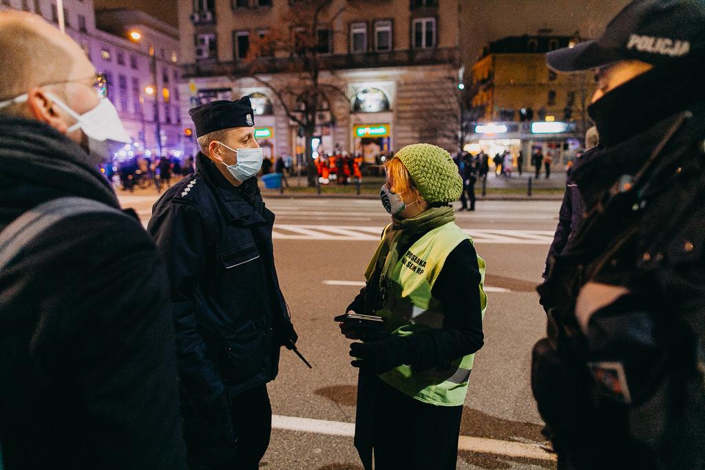 Strajk Kobiet 28.11.2020 Warszawa 66