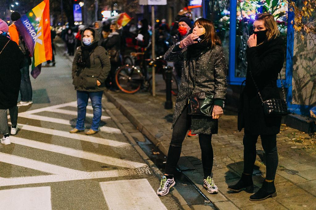 Strajk Kobiet 28.11.2020 Warszawa 69