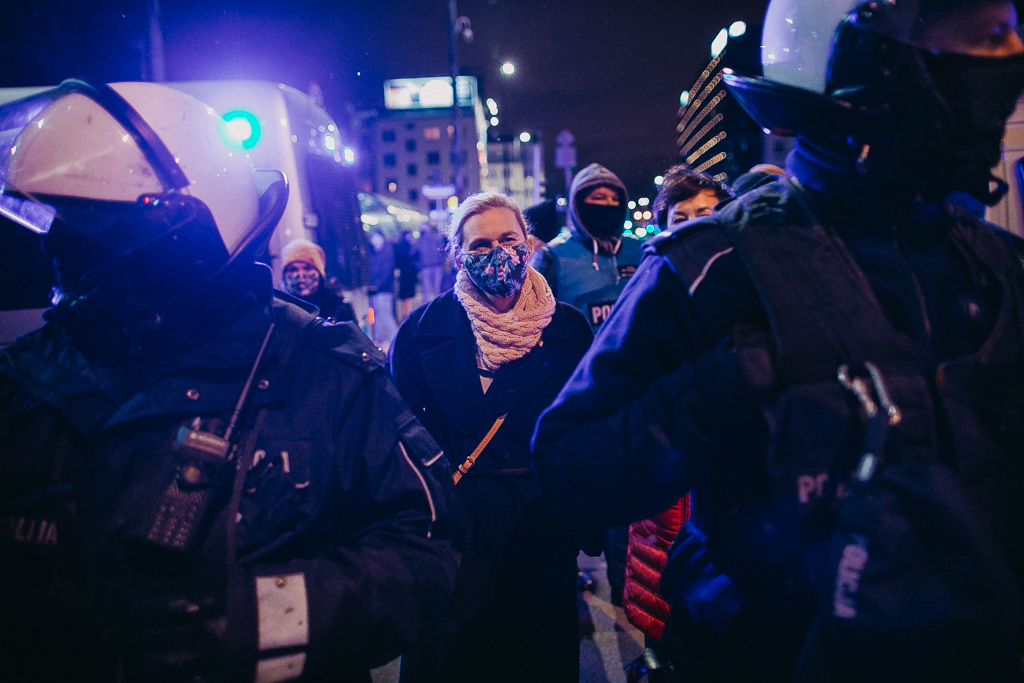 Strajk Kobiet 28.11.2020 Warszawa 72