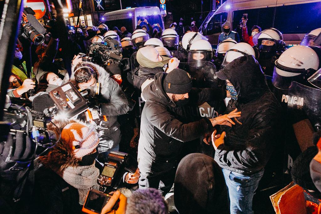 Strajk Kobiet 28.11.2020 Warszawa 77
