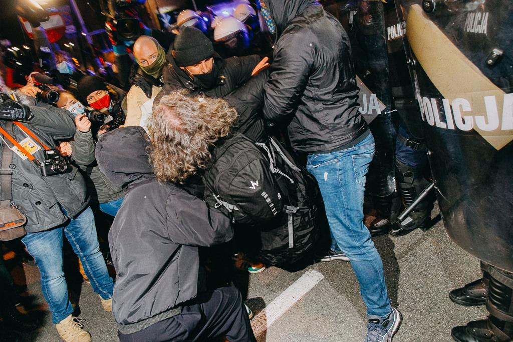 Strajk Kobiet 28.11.2020 Warszawa 79