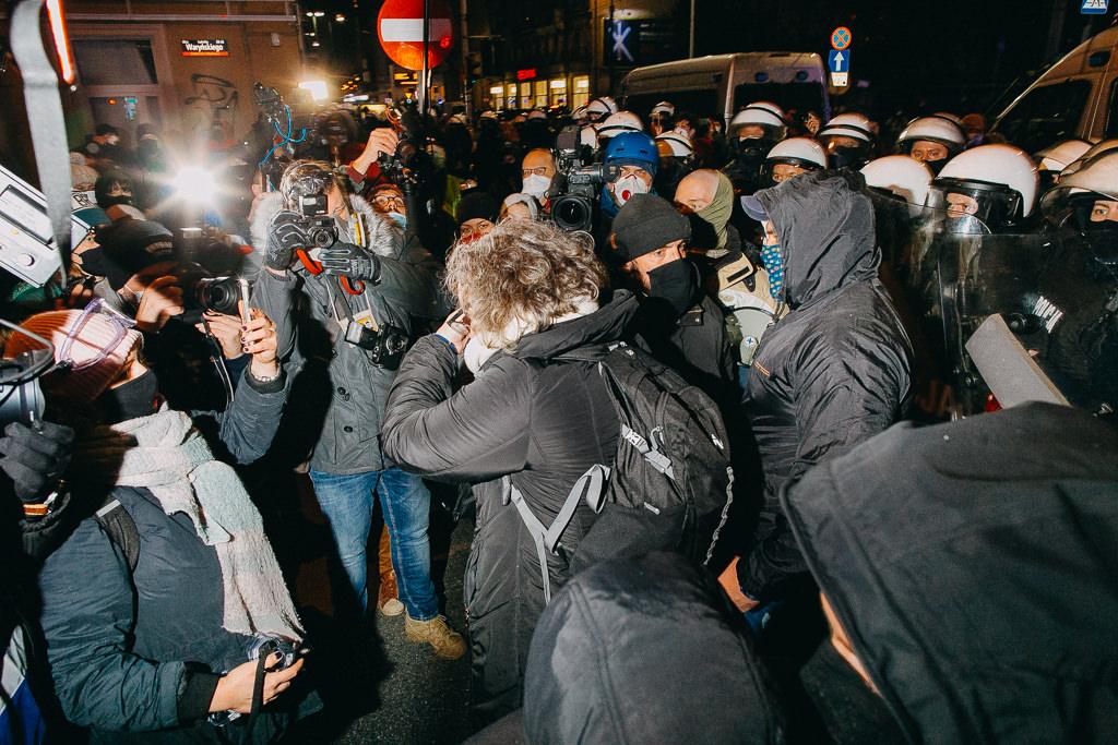 Strajk Kobiet 28.11.2020 Warszawa 80