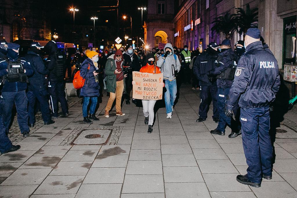 Strajk Kobiet 28.11.2020 Warszawa 85