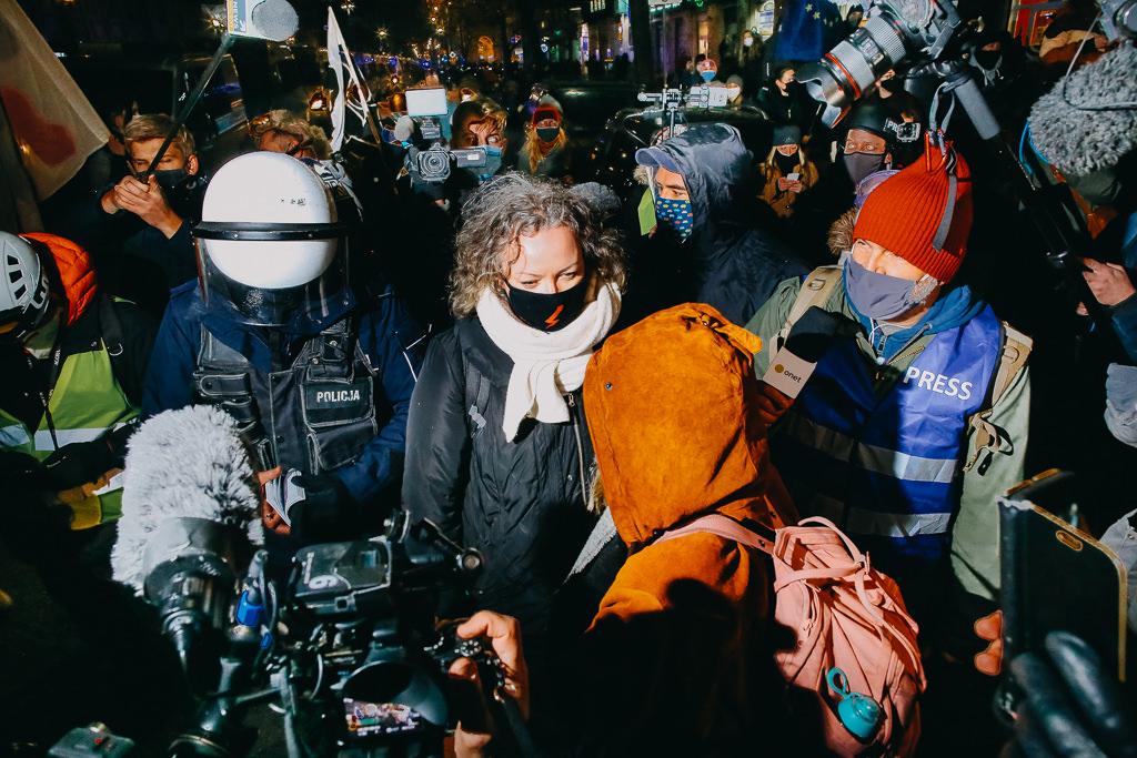 Strajk Kobiet 28.11.2020 Warszawa 87