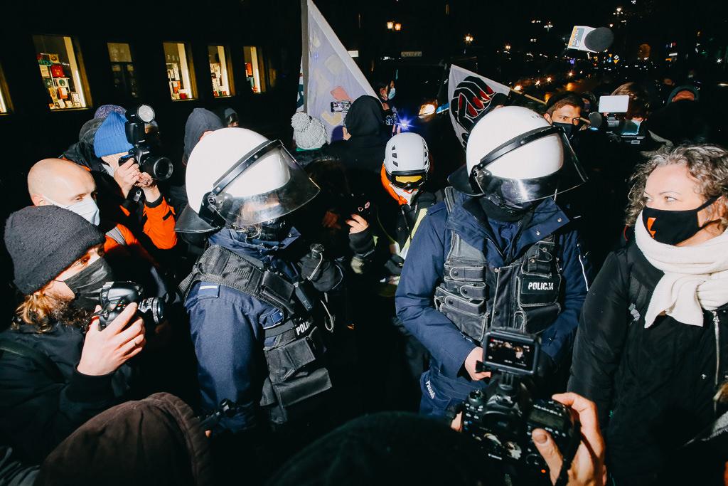 Strajk Kobiet 28.11.2020 Warszawa 88