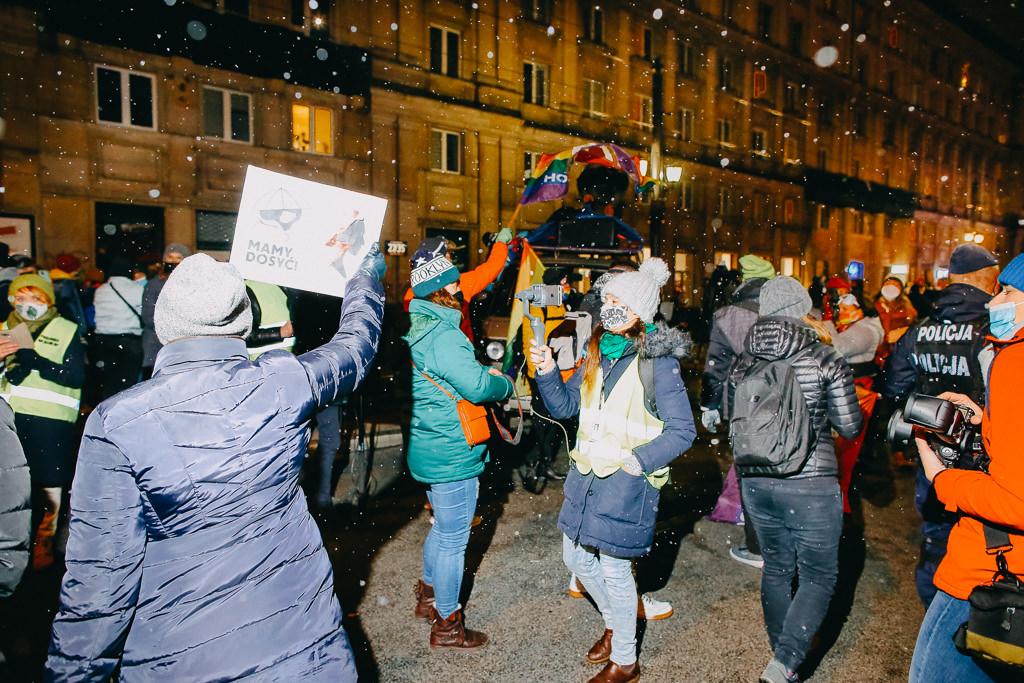 Strajk Kobiet 28.11.2020 Warszawa 96