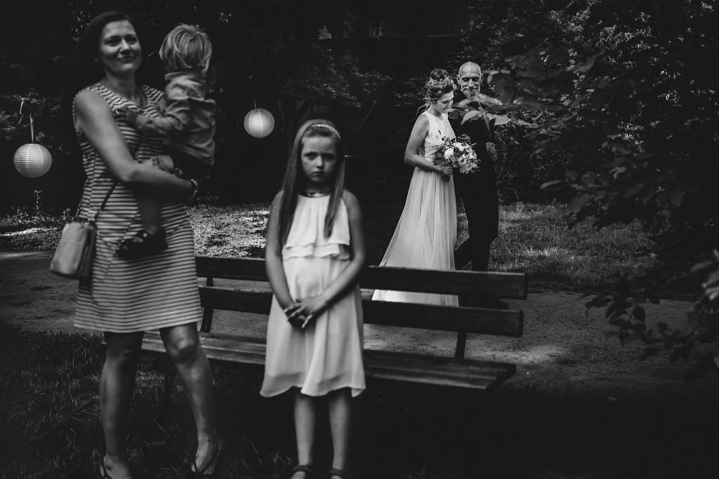 Kamila & Wojtek | Pomiechówek Zacisze Anna Korcz | Zdjęcia ślubne | Ślub plenerowy 33