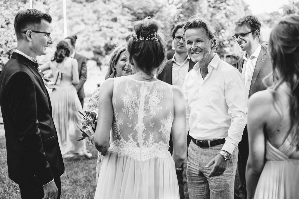 Kamila & Wojtek | Pomiechówek Zacisze Anna Korcz | Zdjęcia ślubne | Ślub plenerowy 66