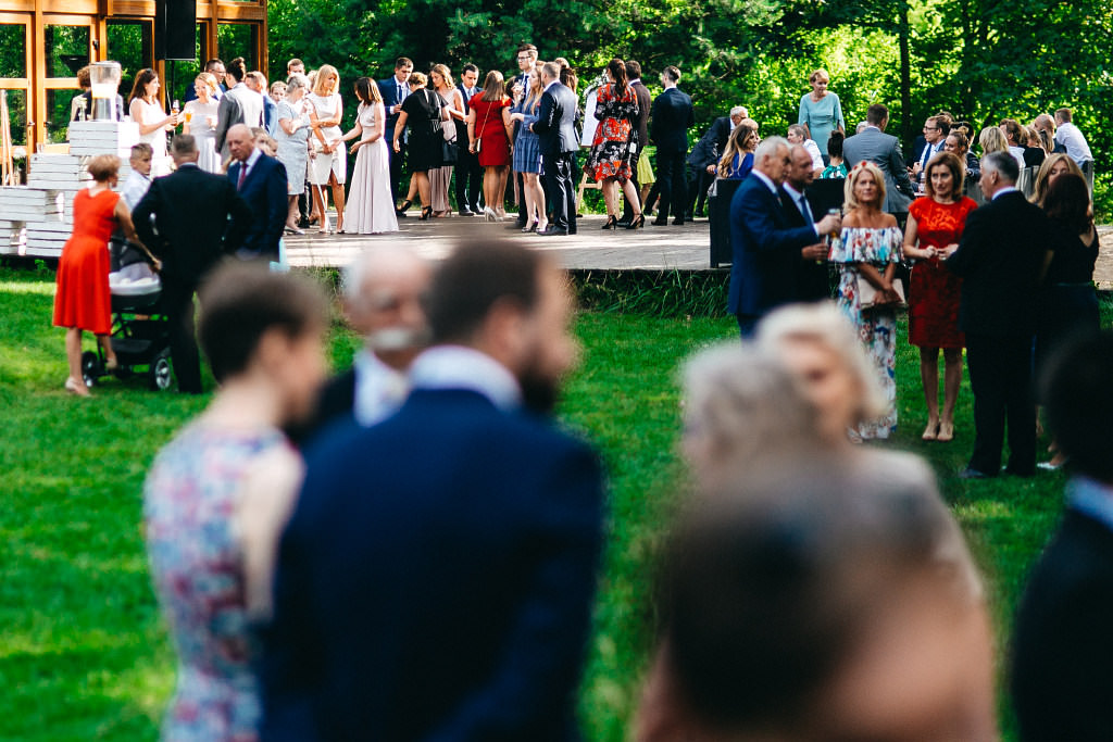 Kamila & Wojtek | Pomiechówek Zacisze Anna Korcz | Zdjęcia ślubne | Ślub plenerowy 72